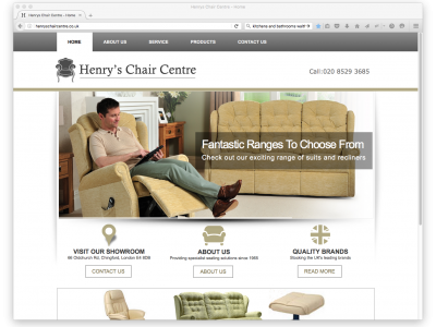 Henry's Chair Centre