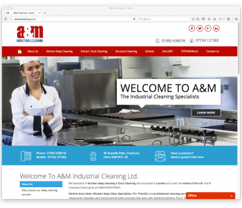 A&M Cleaning Ltd.