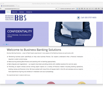 Business Banking Solutions