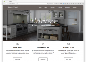 Harrisons Kitchens & Bathrooms