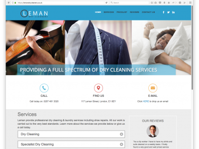 Leman Dry Cleaners